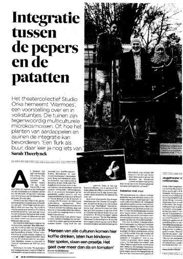 de - Samenlevingsopbouw Gent