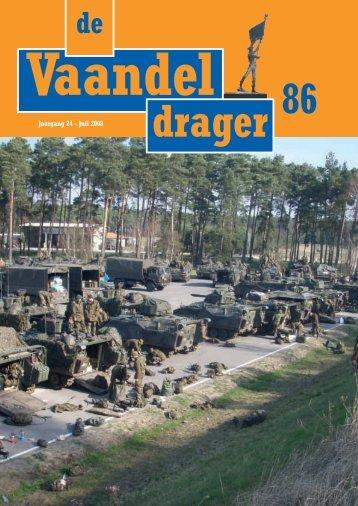 Jaargang 24 - Juli 2008 - Museum Brigade en Garde Prinses Irene