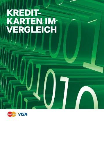 Kreditkartenvergleich - Leihkasse Stammheim
