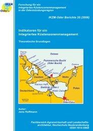 Indikatoren für ein Integriertes Küstenzonenmanagement
