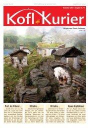 Koflkurier - Gemeinde Tristach