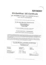 gern. 93/42/EWG Anhang II / acc. 93/42/EEC Annex II - Den-Tek A.S.