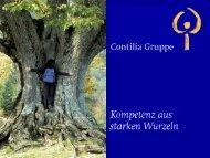 Präsentation - Contilia - ConPract