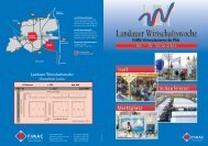 Info-Mappe zur Landauer Wirtschaftswoche 2013 - FIMAC Messe ...