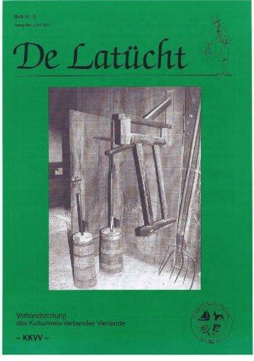 Latücht Nr. 21 - de-latuecht.de