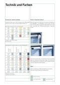 SWISSROLL L, die Lamelle im Isolierglas - Glas Trösch - Seite 7