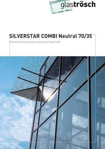SILVERSTAR COMBI Neutral 70/35