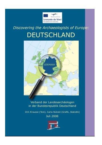 discovering-archaeologists.eu - Verband der Landesarchäologen