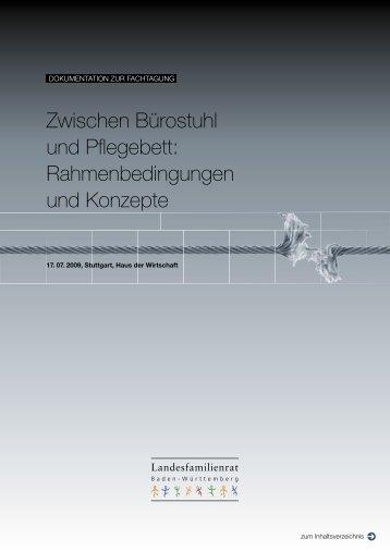 Download - Kompetenzzentrum Beruf & Familie Baden-Württemberg