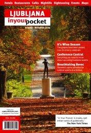 IYP Ljubljana Oct/Nov 2009 (15MB) - In Your Pocket GmbH