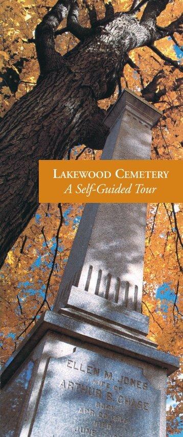 walking tour - Lakewood Cemetery