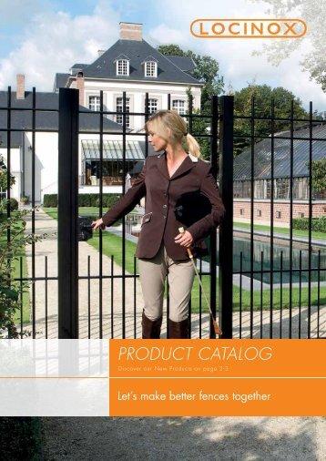 Locinox Catalogue - Barrier Components