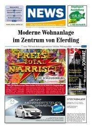 Moderne Wohnanlage im Zentrum von Eferding - NEWS-ONLINE.at