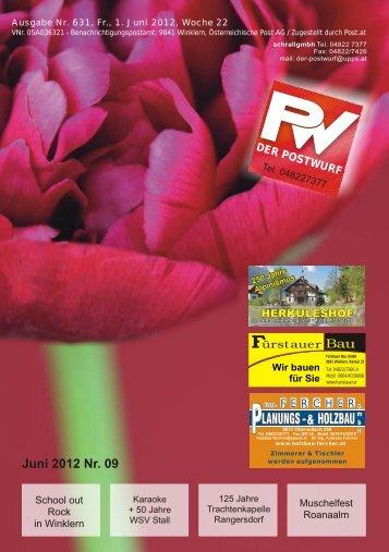 Ausgabe 1. Juni 2012 - Colist.eu