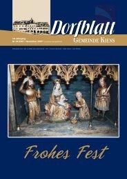 Dorfblatt 04 2007