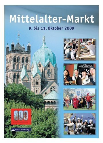Mittelalter-Markt - Neuss Marketing