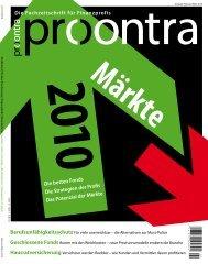 procontra Ausgabe Februar - Deutsche Anlagegesellschaft AG