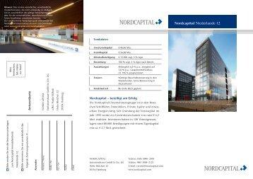 Nordcapital Niederlande 12 - LARANSA AG