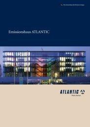 Emissionshaus ATLANTIC - Unternehmensgruppe Brand & Partner