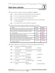 Spanish-3-Chapter-3-Workbook-Key