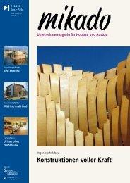 Besuchen Sie uns auf Der Bau 2011 Halle C3 Stand 503 - Mikado