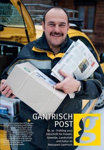 PDF, 9.2 MB - Gantrischpost