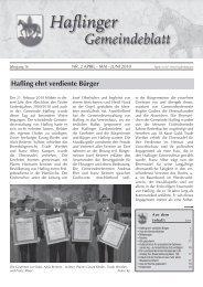 Nr. 2 - 2010 (Ausgabe - April, Mai, Juni)