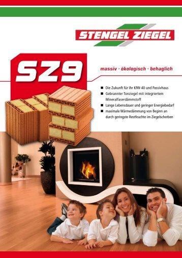 SZ9 - Stengel Ziegel Donauwörth