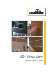 LED - Lichtsysteme - Ziegelmüller Beschlagtechnik