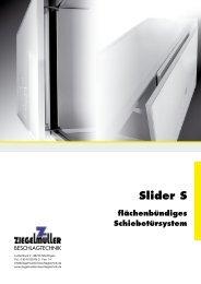 Slider S