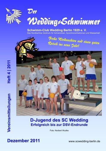 Wedding-Schwimmer