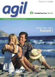 Freizeit ! - Deutsche Rheuma-Liga Berlin eV