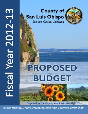 PROPOSED BUDGET