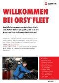 ORSY®fleet - Würth - Seite 3