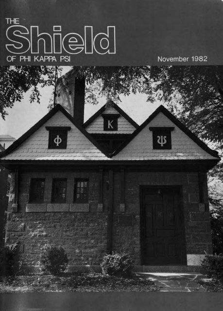 1982 83 Volume 103 No 1 4 Phikappapsi Archeios