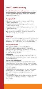 ASPEKTE weiblicher Führung - zlb.at - Seite 2