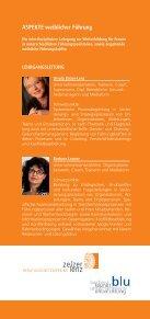 ASPEKTE weiblicher Führung - zlb.at - Seite 6