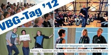 VBG-Tag '12