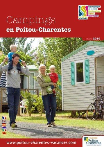 Campings - Destinations Poitou-charentes