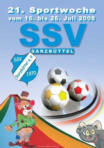 Programm - SSV Sarzbüttel