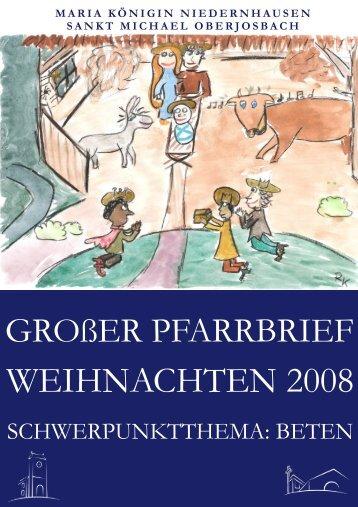 WEIHNACHTEN 2008 - steyvel.com