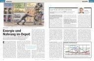 Energie und Nahrung im Depot - GI Global Invest