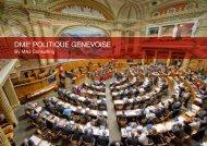 DMI© polItIque genevoIse - MAJ Consulting