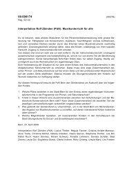 Interpellation Rolf Zbinden (PdA): Musikunterricht für alle - PdA Bern