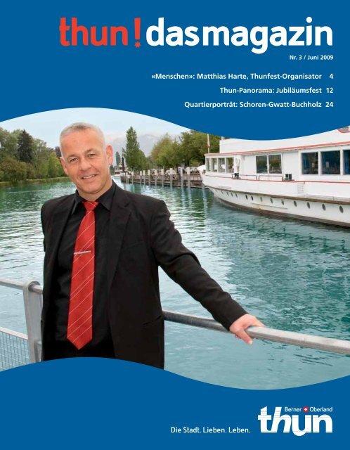 Editorial/ Impressum - Thun