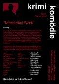 JAHRESKONZERT und THEATER - Musikverein Concordia Dornach - Seite 3