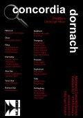 JAHRESKONZERT und THEATER - Musikverein Concordia Dornach - Seite 4