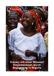 PDF herunterladen - Mission 21