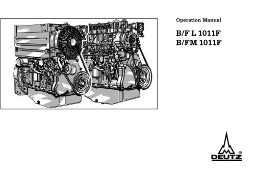 Deutz 1011 Engine Parts Diagram Wiring Diagram Speed