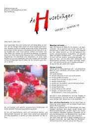 Ausgabe 5 Herbst / Winter 2005 - Schule für Lebensbegleitung im ...